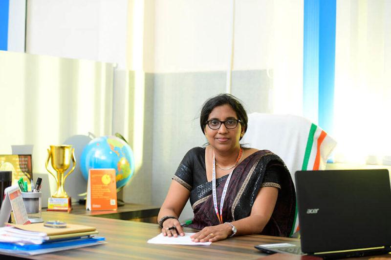 Ms. Manju Jacob Principal